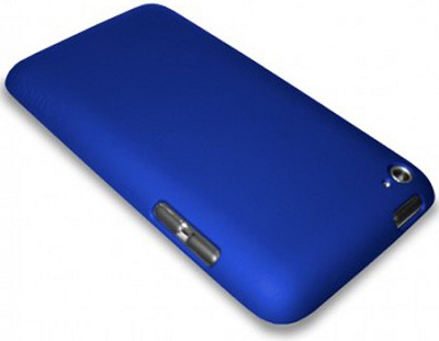 Snap Slim Case for iPod touch 4G (Blue)