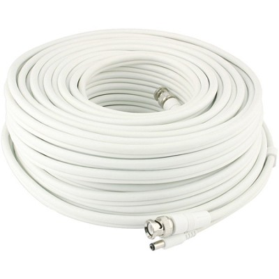 15m / 50ft Fire Rated BNC Extension Cable