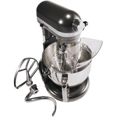 KP26M1XDP - Professional 600 Series 6-Quart Stand Mixer (Dark Pewter)