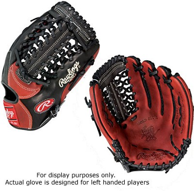 Heart of the Hide Pro Mesh 12.75 inch Outfield Baseball Glove-Left Handed Throw