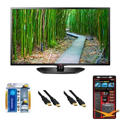 42LN5300 42-Inch 1080p 600Hz Direct LED HDTV Value Bundle