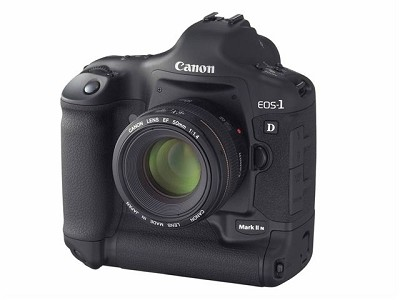 EOS 1D Mark II N Digital SLR Camera Kit (lens not included)