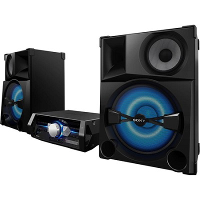 SHAKE5 2400 Watt Audio system with Bluetooth and NFC