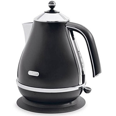 KBO1401BK - Icona Kettle - Black