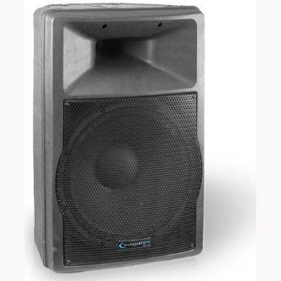 ROX15 - ABS Molded 15` Two Way loudspeaker
