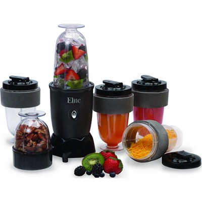 EPB-1800 Elite Cuisine 17 pc. Personal Drink Blender