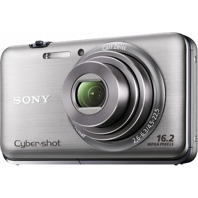 Cyber-shot DSC-WX9 Silver Digital Camera - OPEN BOX