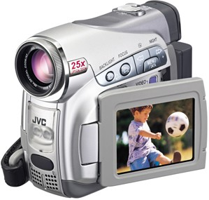 GR-D270US Mini-DV Digital Video Camcorder