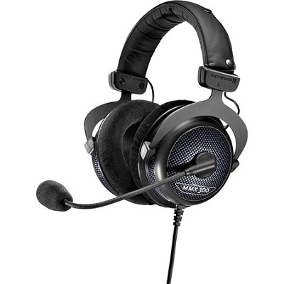 MMX 300 PC Gaming Premium Digital Headset with Microphone - 32 Ohms
