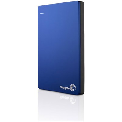 Backup Plus 1TB Portable External Hard Drive/Mobile Dev.Backup Blue - OPEN BOX