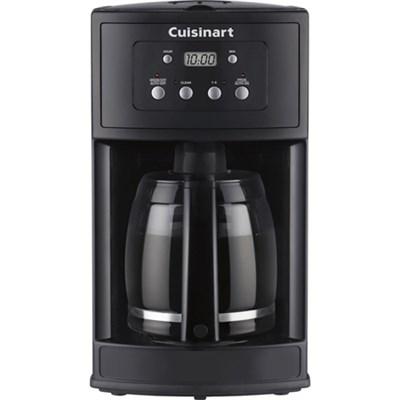 DCC-500 12-Cup Programmable Black Coffeemaker - Certified Refurbished