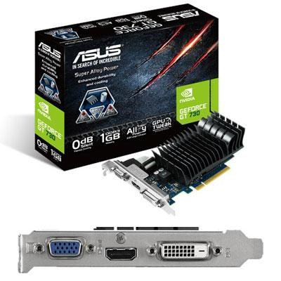 GeForce GT730 1GB GDDR3