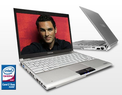 Portege R500-S5006X 12.1` Notebook PC (PPR50U-07X020)