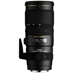 70-200mm f/2.8 APO EX DG HSM OS FLD Zoom Lens for Nikon DSLR Camera - OPEN BOX