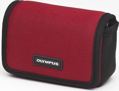 Neoprene Sport Horizontal Camera Case (Red)