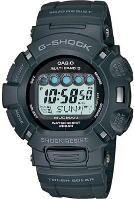 GW9000A-1 Atomic Solar Mudman G-Shock Watch