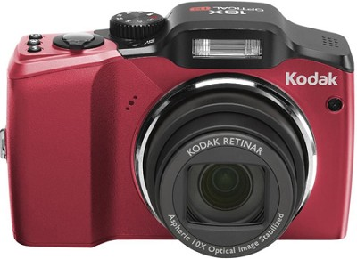 EasyShare Z915 10MP 10x Zoom Digital Camera (Red)