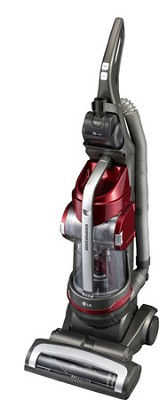 Kompressor Pet Care Upright Vacuum, Bagless, Red, LuV200R