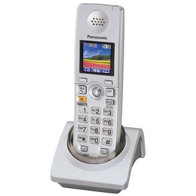 KX-TGA571S  5.8 GHz FHSS GigaRange. Expandable Digital Cordless Handset