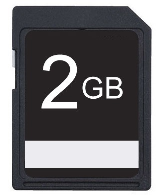 2GB SDHC Class 10 High Speed Memory Card