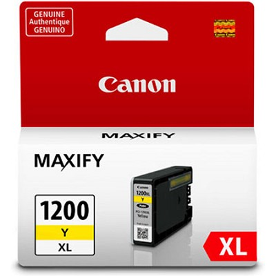 MAXIFY PGI-1200 XL Yellow Pigment Ink Tank