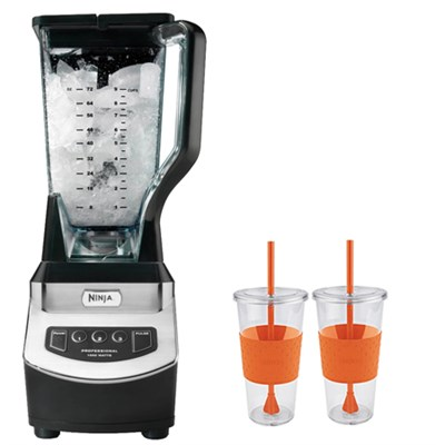BL610 Professional Table Top 1000watt Blender-Gray w/ Copco Togo Cup Bundle