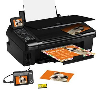 Stylus NX400 All-In-One Printer