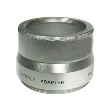 LENS BARREL ADAPTER F/ OLYMPUS C7-SERIES CAMERAS - 52MM