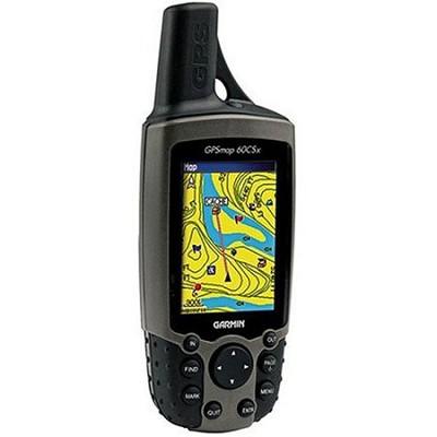 GPSMap 60CSx Handheld GPS Navigator