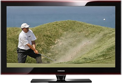 PN58A650 - 58` High-definition 1080p Plasma TV