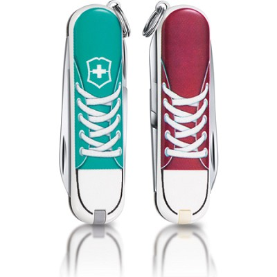 58mm Sneakers Classic Pocket Knife - (53120)