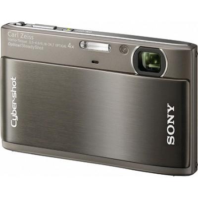 Cyber-shot DSC-TX1 10MP Gray Touchscreen Digital Camera w/ 720p HD Video
