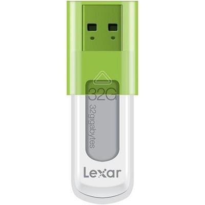 32 GB JumpDrive High Speed USB Flash Drive (Green)
