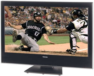 32HLV66 - 32` TheaterWide High-definition LCD TV w/ built-in DVD Player