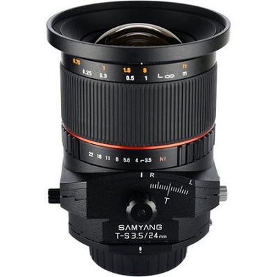 24mm F3.5 Tilt Shift Lens for Sony