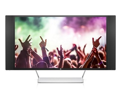 ENVY 32-Inch Screen LED-Lit Monitor Quad-HD w/ Bang & Olufsen Speaker - OPEN BOX