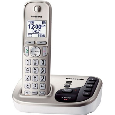 KX-TGD220N - DECT 6.0 Expandable Digital Cordless Answering System