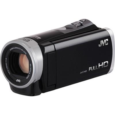 GZ-E300BUS - HD Everio Camcorder 40x Zoom f1.8 (Black)