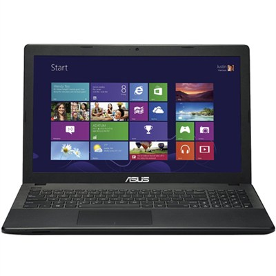 D550MAV-DB01(S) 15.6` HD Intel Dual-Core Celeron N2840 Laptop