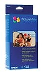 T5570 PictureMate Color Ink and Paper Pack (Glossy, 4x6, 100 Sheets)