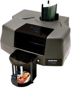 PF3 Print Factory Inkjet Automated 100-Disc Printer CD/DVD/BLU-RAY