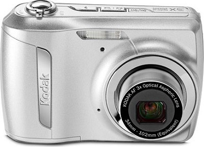 EasyShare C142 10 MP 2.5 inch LCD Digital Camera - Silver