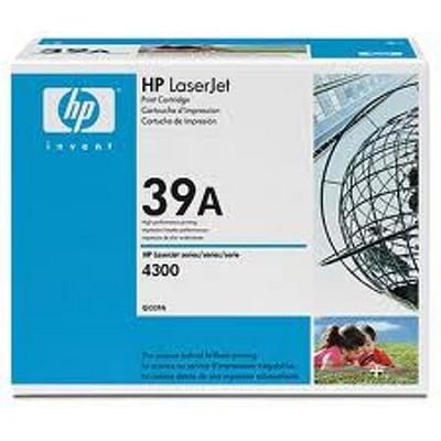 Color Laserjet 4300 Series Smart Print Cartridge, Yellow open box