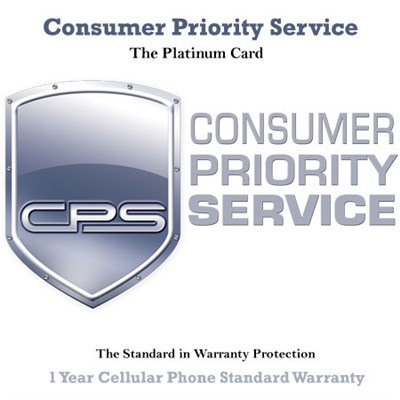 1 Year Cellular Phone Standard Warranty for Phones under $250.00 - CTE1-250