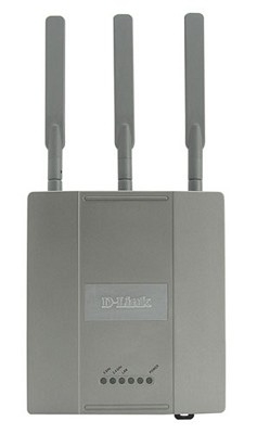 AirPremier N Dual Band PoE Access Point with Plenum-rated Chassis