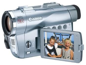 Elura 80 MiniDV Camcorder