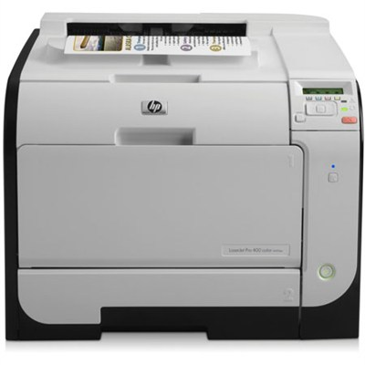 M451DW Laserjet Pro 400 Color Wireless Printer - USED