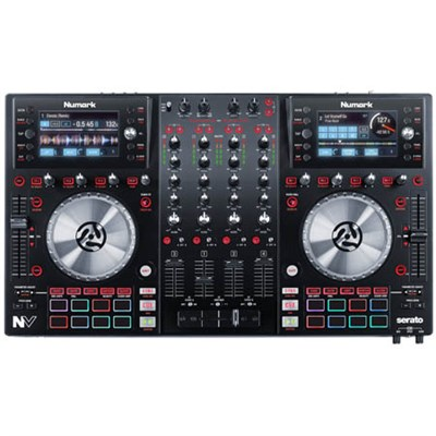 NV Intelligent Dual-Display Controller for Serato DJ