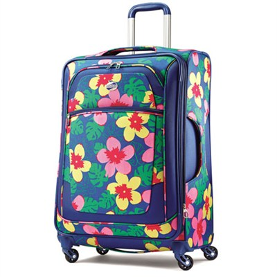 iLite Xtreme Luggage 25` Spinner - Navy Floral