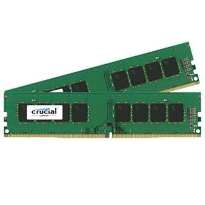 32GB Kit 16GBx2 DDR4 DIMM 288p